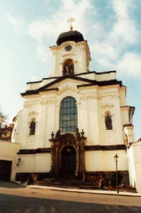 St. John Nepomuk church