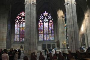 Saint Vitus Cathedral vitrages