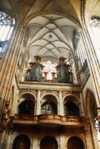 Organ on north side