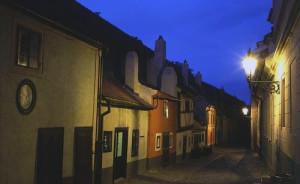 Golden street, Zlatá ulička
