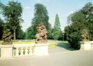 Royal Garden - Prague Castle