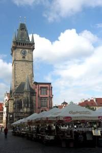 Prague, Old Town Tower