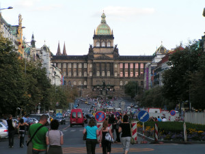 National Museum, Wenceslas Square