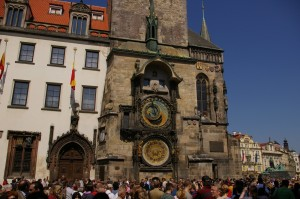 Astronomical Clock (Orloj), Old Town Square