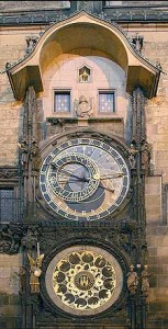 Orloj - astronomical clock